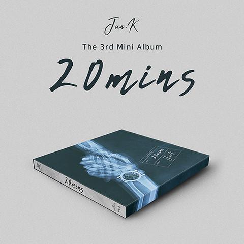 JUN. K - 20 MINUTES (3RD MINI ALBUM)