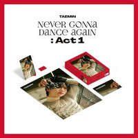 TAEMIN - PUZZLE PACKAGE - NEVER GONNA DANCE AGAIN: ACT 1 (LIMITED EDITION)