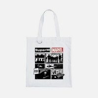 SUPERM X MARVEL - CARTOON ECO BAG