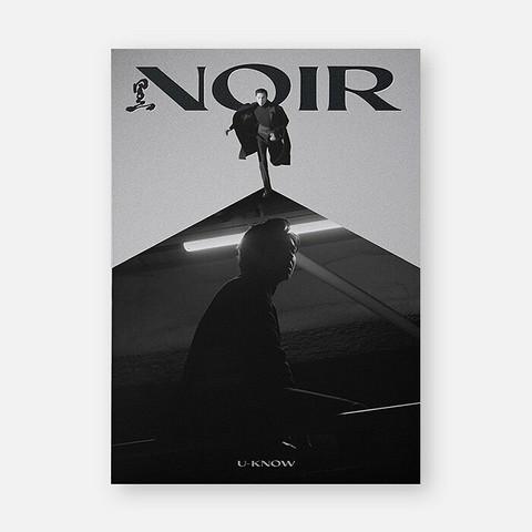 U-KNOW - NOIR (2ND MINI ALBUM) CRANK IN VER.