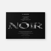 U-KNOW - NOIR (2ND MINI ALBUM) CRANK UP VER.