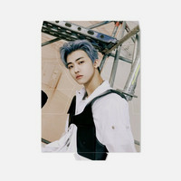 NCT DREAM - A4 POP-UP CARD - RELOAD