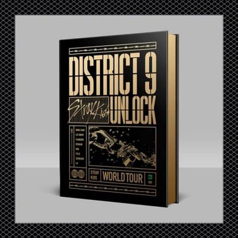 STRAY KIDS - WORLD TOUR DISTRICT 9: UNLOCK IN SEOUL (DVD)