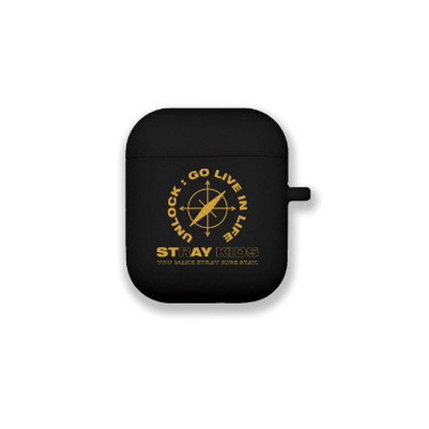 STRAY KIDS - UNLOCK: GO LIVE IN LIFE - AIRPODS CASE