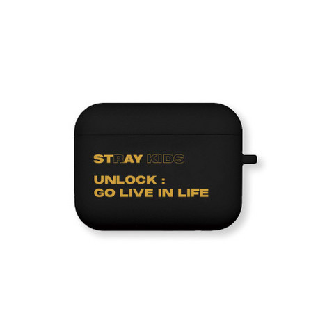 STRAY KIDS - UNLOCK: GO LIVE IN LIFE - AIRPODS PRO CASE