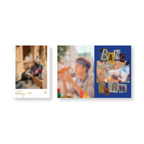 STRAY KIDS - UNLOCK: GO LIVE IN LIFE - PHOTO BOOK