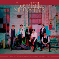 MONSTA X - LOVE KILLA -JAPANESE VER.-  (W/ DVD, LIMITED EDITION / TYPE A)