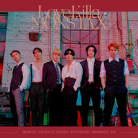 MONSTA X - LOVE KILLA -JAPANESE VER.-  (REGULAR EDITION / FIRST PRESS)