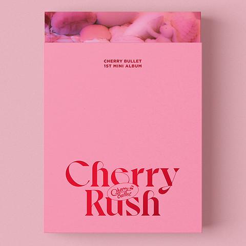 CHERRY BULLET - CHERRY RUSH (1ST MINI ALBUM)