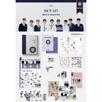 NCT 127 - 2021 NCT 127 BACK TO SCHOOL KIT
