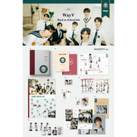 WAYV - 2021 WAYV BACK TO SCHOOL KIT