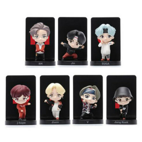 BTS - TINYTAN - FIGURE MIC DROP