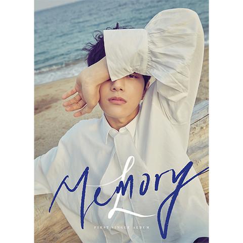 L (KIM MYUNG SOO) - BETWEEN MEMORY AND MEMORY (1ST SINGLE ALBUM)