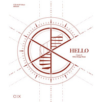 [NIMMAROITU SETTI] CIX - HELLO CHAPTER Ø: HELLO, STRANGE DREAM (4TH MINI ALBUM)