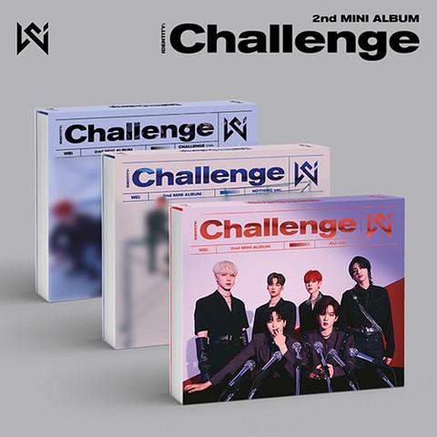 WEI - IDENTITY: CHALLENGE (2ND MINI ALBUM)