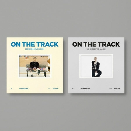 LEE SEUNG HYUB (J.DON) - ON THE TRACK (1ST SINGLE ALBUM)