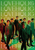 NCT 127 - LOVEHOLIC (W/ BLU-RAY, LIMITED EDITION)