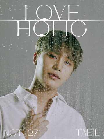 NCT 127 - LOVEHOLIC (TAEIL VER, LIMITED EDITION)