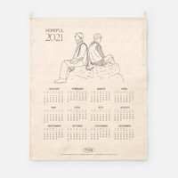 TVXQ - 2021 CANVAS DRAWING CALENDAR