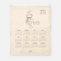 BOA - 2021 CANVAS DRAWING CALENDAR
