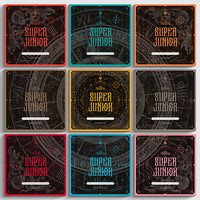 SUPER JUNIOR - THE RENAISSANCE (10TH ALBUM) SQUARE STYLE