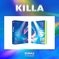 MIRAE - KILLA (1ST MINI ALBUM)