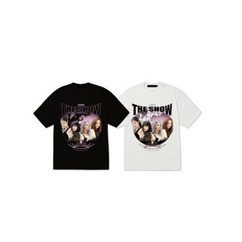 BLACKPINK - THE SHOW - T-SHIRTS TYPE 3