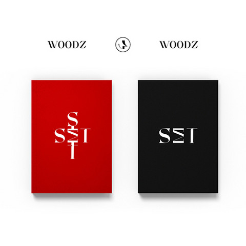 WOODZ - SET (SINGLE ALBUM)