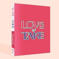 PENTAGON - LOVE OR TAKE (11TH MINI ALBUM) ROMANTIC VER.