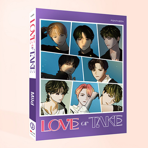 PENTAGON - LOVE OR TAKE (11TH MINI ALBUM) MILD VER.