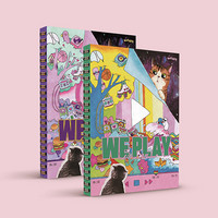 WEEEKLY - WE PLAY (3RD MINI ALBUM)