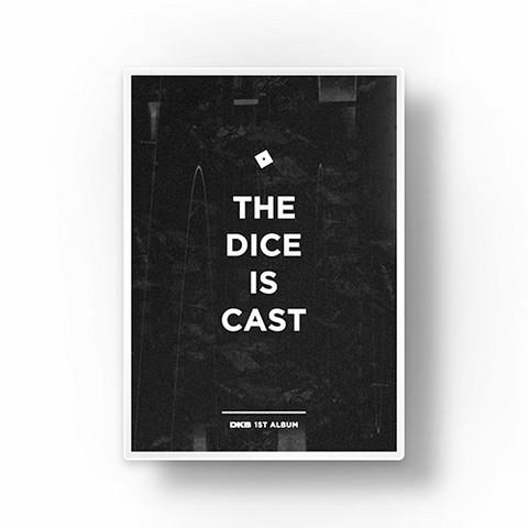 DKB - THE DICE IS CAST (1ST ALBUM)
