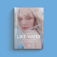 WENDY - LIKE WATER (1ST MINI ALBUM) PHOTO BOOK VER.