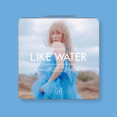 WENDY - LIKE WATER (1ST MINI ALBUM) CASE VER.