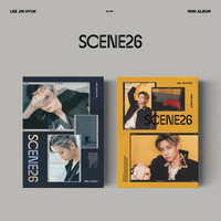 LEE JINHYUK - SCENE26 (3RD MINI ALBUM)