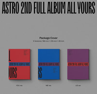 [NIMMAROITU] ASTRO - ALL YOURS (2ND ALBUM)