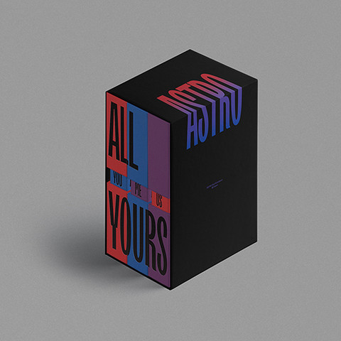 [NIMMAROITU SETTI] ASTRO - ALL YOURS (2ND ALBUM)