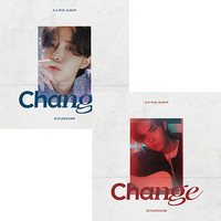 KIM JAE HWAN - CHANGE (3RD MINI ALBUM)