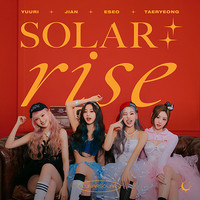 LUNARSOLAR - SOLAR: RISE (2ND SINGLE ALBUM)