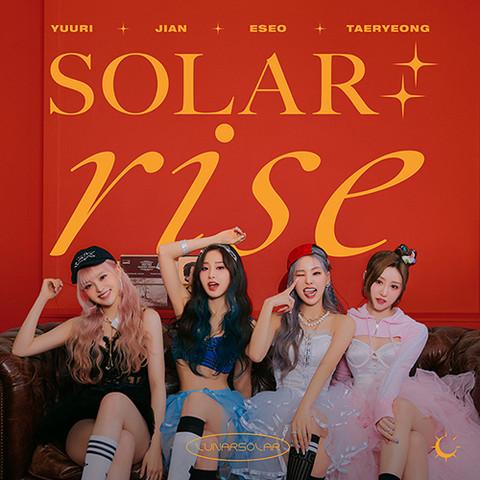 LUNARSOLAR - SOLAR: RISE (2ND SINGLE ALBUM)