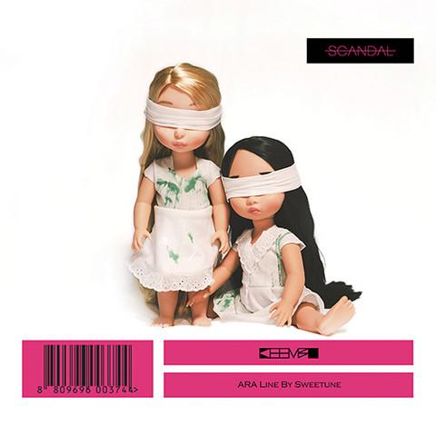 KEEMBO - SCANDAL (1ST ALBUM)