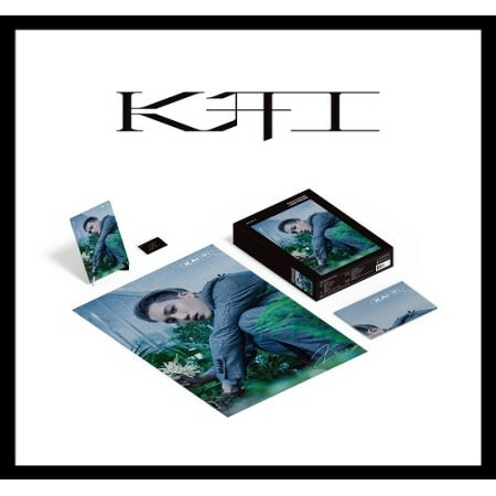 KAI - PUZZLE PACKAGE - KAI (开) (LIMITED EDITION)