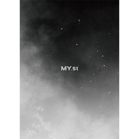 MY.ST - THE GLOW: ILLUSION (1ST SINGLE ALBUM)