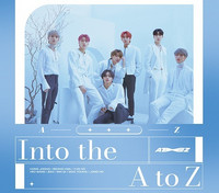 ATEEZ - INTO THE A TO Z (W/ DVD, LIMITED EDITION)