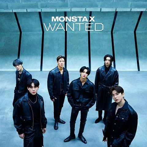 MONSTA X - WANTED (W/ DVD, LIMITED EDITION / TYPE A)
