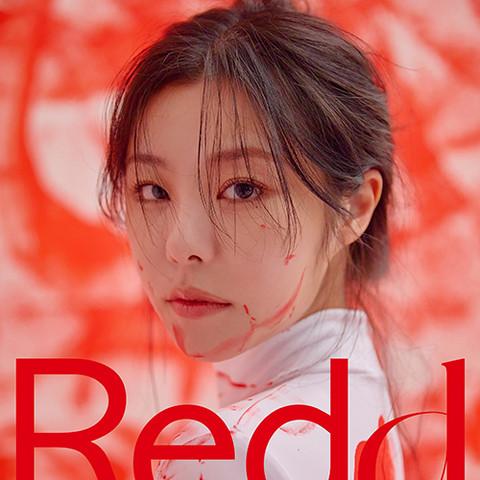 WHEE IN - REDD (1ST MINI ALBUM)