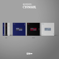 ENHYPEN - BORDER: CARNIVAL (2ND MINI ALBUM)