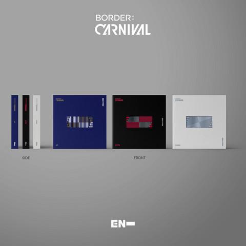 ENHYPEN - BORDER: CARNIVAL (2ND MINI ALBUM)
