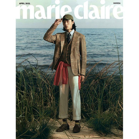 MARIE CLAIRE - 04/2021
