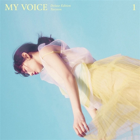 TAEYEON - MY VOICE (1ST ALBUM) DELUXE EDITION